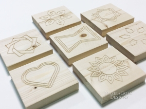 wood designs with a router coaster collection 2